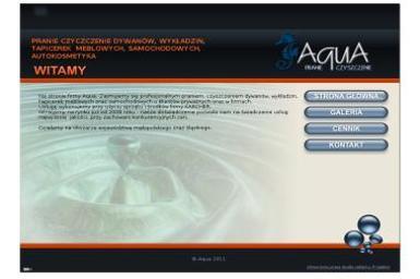 Aqua - Pranie Tapicerki Meblowej Klecza Dolna