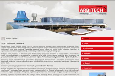 Arbitech A. Gapski, Z. Jodłowski - Klimatyzacja Toruń