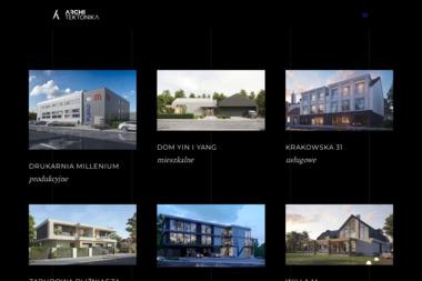 Archi-Tektonika Krzysztof Wrona - Architekt Dębica