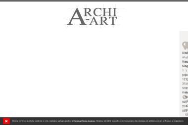 ARCHI-ART Architektoniczne Biuro Projektowe - Adaptacja Projektu Gotowego Wieliczka