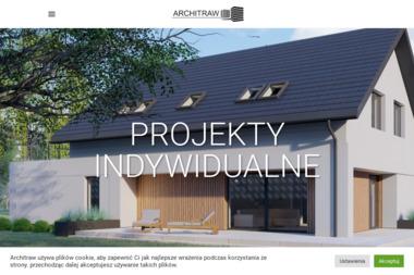 Biuro Projektowe Architraw - Projekty Domów Dulowa