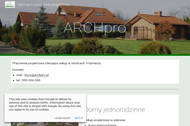 ARCHpro - Projekty Domów Jednorodzinnych Małkowo