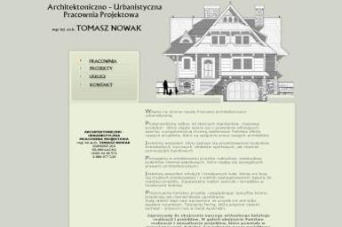 Urbanistyczno-Architektoniczna Pracownia Projektowa - Adaptacja projektów Zabrzeż