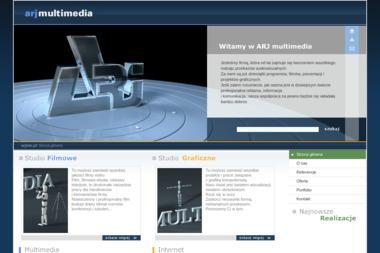 Arj Multimedia S.C. Jaskólski Adam Ruszkowski Grzegorz - Strony Internetowe Radom