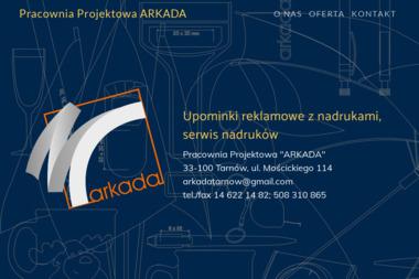Pracownia Projektowa Arkada Adam Wójtowicz - Druk wielkoformatowy Tarnów