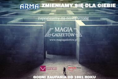 Arma - Upominki Reklamowe - Kosze prezentowe Bydgoszcz