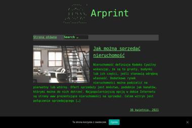 ARprint Torby Reklamowe - Agencja marketingowa Wyszków