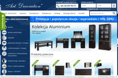 P P H U Art Decoration Export Import Paweł Anzorge Mirosław Anzorge Sp.J. - Tartak Rędziny