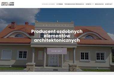 Art-House, gzymsy, listwy - Posadzki Juszkowo