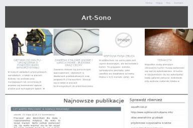 Art-Sono Kamień Naturalny - Kamieniarz Gorzów Wielkopolski