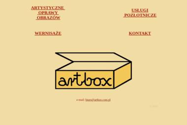Artbox Dudkowska Krystyna - Tartak Wrocław
