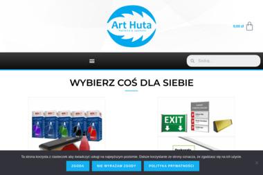 Art Huta Adam Ciachowski - Kampanie Marketingowe Kartuzy