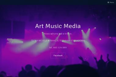 Art Music Media - Zespół muzyczny Sędziszów Małopolski