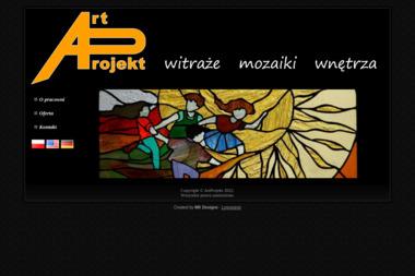 Artprojekt Jolanta Neugebauer - Projektant Wnętrz Tanowo