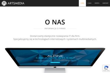ArtsMedia IT Solutions Artur Włodarczak - Strony internetowe Wirów