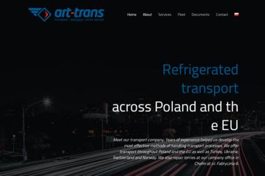 Art Trans Artur Sroczyński - Transport busem Chełm