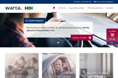 Firma Usługowo-Ubezpieczeniowa Artur Lis - Finanse Włodawa