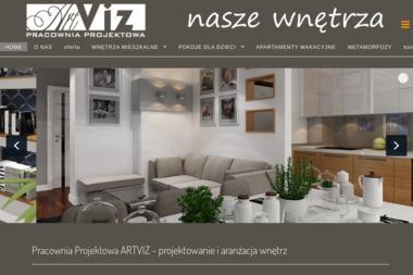 Jolanta Żur Artviz - Architekt wnętrz Szczecin