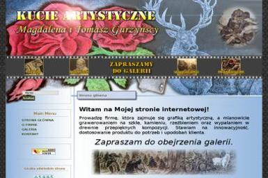 Artystyczne Kucie Tomasz Gurzyński - Skład budowlany Kurzętnik