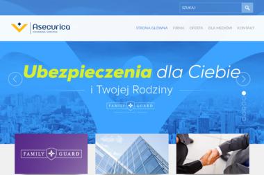 Asecurica Sp. z o.o. - Ubezpieczenia Starogard Gdański