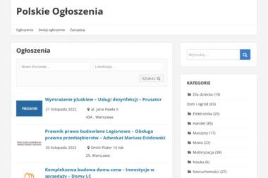 Marcin Jarosz Kancelaria Nieruchomości i Finansów Asesor - Domy Myszków
