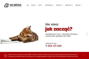 AS MEDIA Biuro Promocji i Reklamy - Agencja marketingowa Brodnica