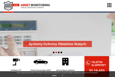 Asnet Monitoring Sp. z o.o. Sp. k. - Agencja ochrony Bydgoszcz