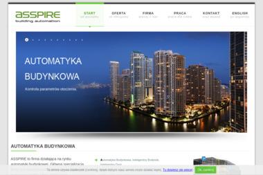 Asspire. Automatyka Budynkowa, Inteligentny Budynek - Inteligentny dom Kraków