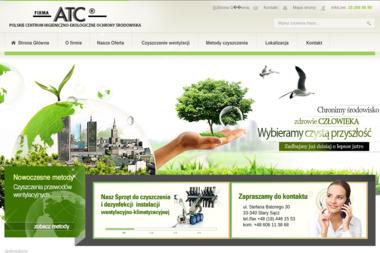Firma ATC H.P.U. - Klimatyzacja Stary Sącz
