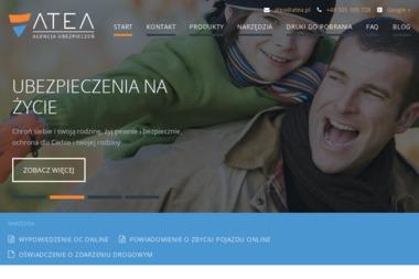 ATEA Agencja Ubezpieczeń - Ubezpieczenie firmy Katowice