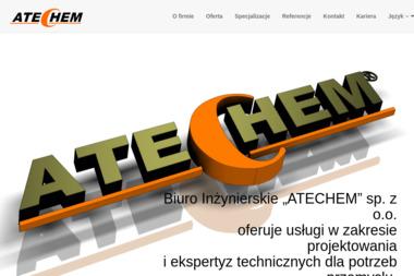 Biuro Inżynierskie Atechem Sp. z o.o. - Adaptacja Projektu Kędzierzyn-Koźle