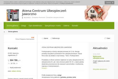Centrum Ubezpieczeń Atena - Ubezpieczenia OC Jaworzno