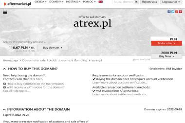 ATREX Agencja Nieruchomości - Agencja nieruchomości Lublin