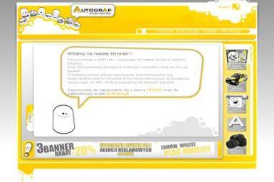 Autograf Studio Reklamy Artur Grobelniak - Agencja marketingowa Brodnica