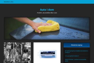 Auto i Dom - usługi porządkowe - Czyszczenie Tapicerki Meblowej Poręba Wielka