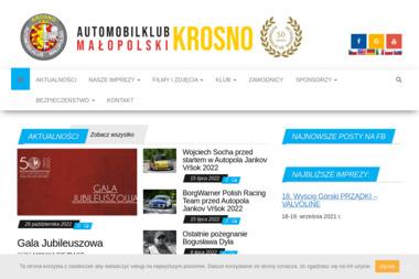 Automobilklub Małopolski Krosno - Joga Krosno