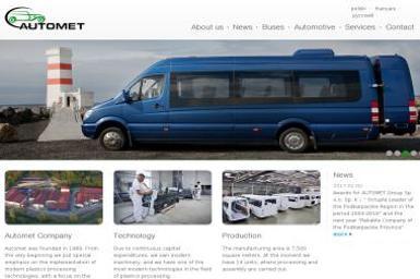 Automet Group Sp. z o.o. Sp. K. - Konstrukcje stalowe Sanok