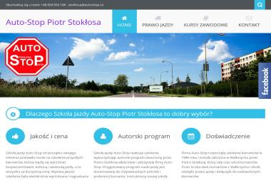 Szkoła Jazdy Auto-Stop Piotr Stokłosa - Kurs Prawa Jazdy Wałbrzych