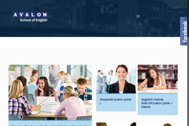 Avalon Szkoła Języka Angielskiego - Nauka Angielskiego Radom