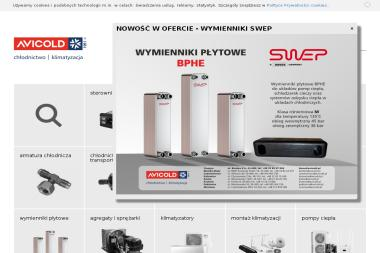 PW AVICOLD Sp.J. - Klimatyzacja Bielsko-Biała