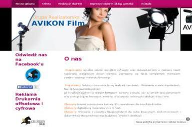 Grupa Realizatorska Avikon Film. Filmowanie, filmowanie wesel, filmowanie eventów - Kamerzysta Poznań