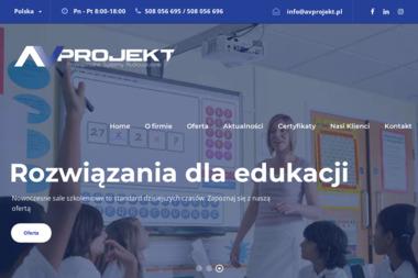 Av Projekt - Kursy Języków Obcych Psary Małe