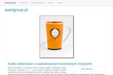 Axen Group Spk - Gadżety i Upominki Reklamowe - Kosze prezentowe Wrocław