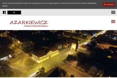 Azarkiewicz Nieruchomości - Agencja nieruchomości Myślibórz
