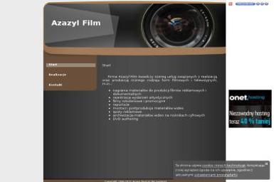 Azazyl Film. Reklama, film, reportaż - Kamerzysta Gdańsk