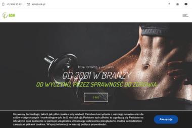 Fitness & Wellness Azik - Nauka pływania Kraków