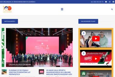 Akademicki Związek Sportowy Organizacja Środowiskowa w Gdańsku - Jazdy Doszkalające Gdańsk
