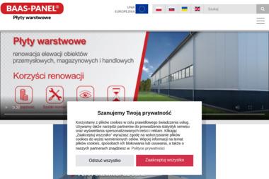 Baas Panel PW Ryszard Molawka - Skład budowlany Zarzecze