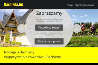 Agroturystyka Elżbieta Bachleda-Tyrała - Agroturystyka Ciche