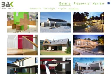 BAK architekci - Projekty Domów Nowoczesnych Zawiercie